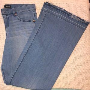 Express wide leg jeans